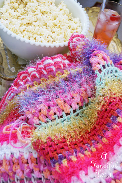 Crochet and homemade pasta 3