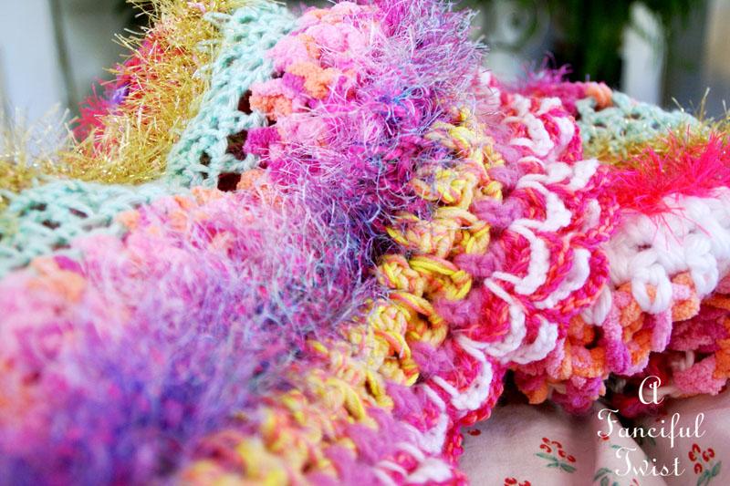Crochet and homemade pasta 1
