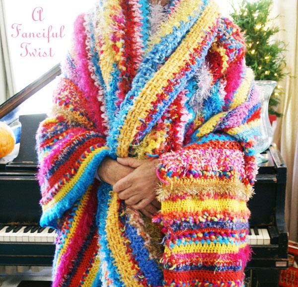 Crochet and homemade pasta 8