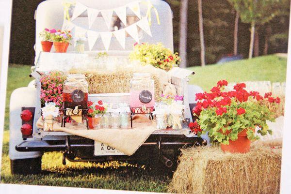 Flea market decor magazine spring 2014 7