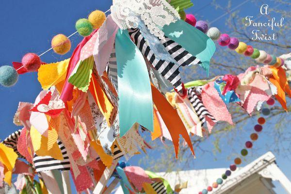 Colorful umbrella fun 7