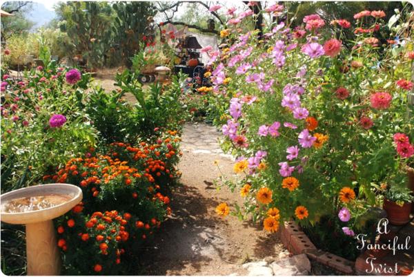 In the garden 51