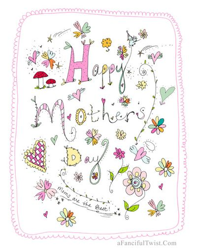 Mothers day printable 1