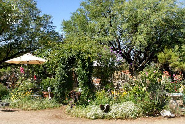 In the garden 9