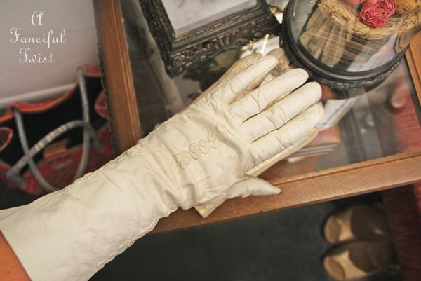 Gloves and books 3