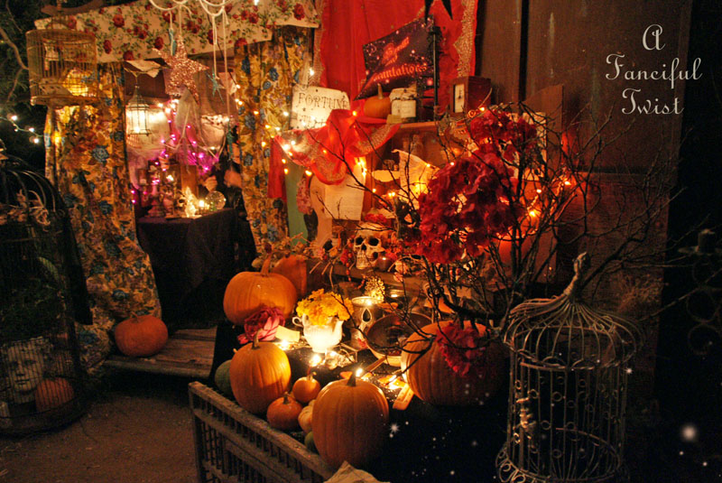 Fortune teller halloween 5