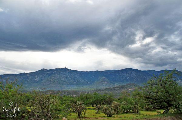 Santa catalina mountains 1