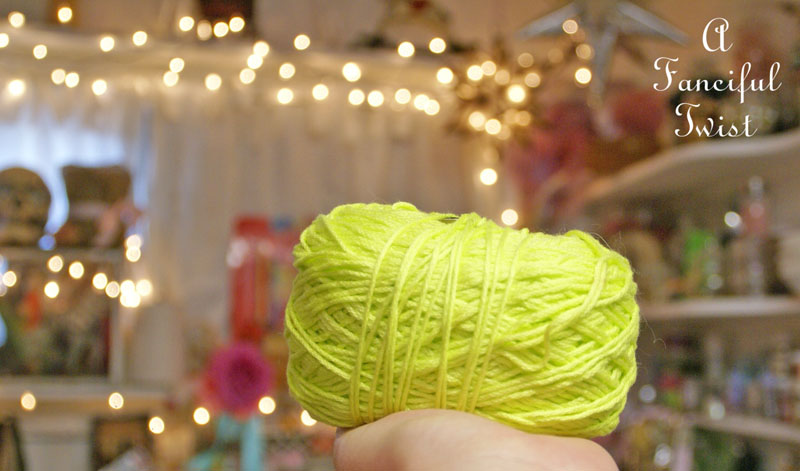 Yarn chatter 7