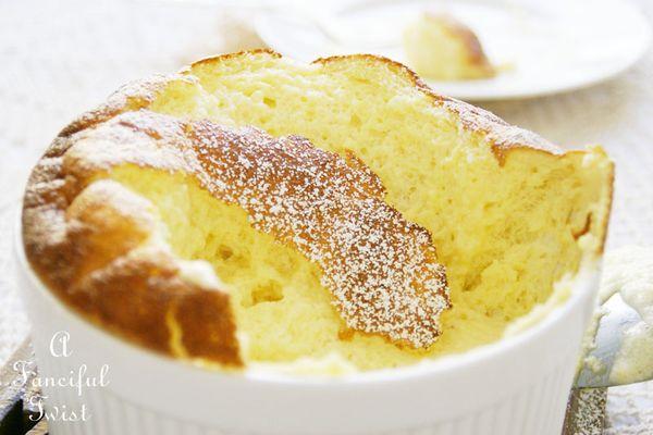 Lemon souffle 23
