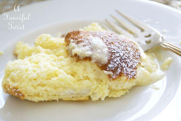 Lemon souffle 24