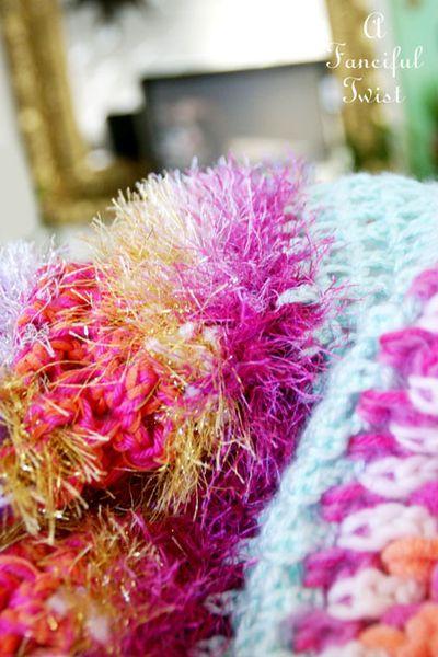Crochet and homemade pasta 2