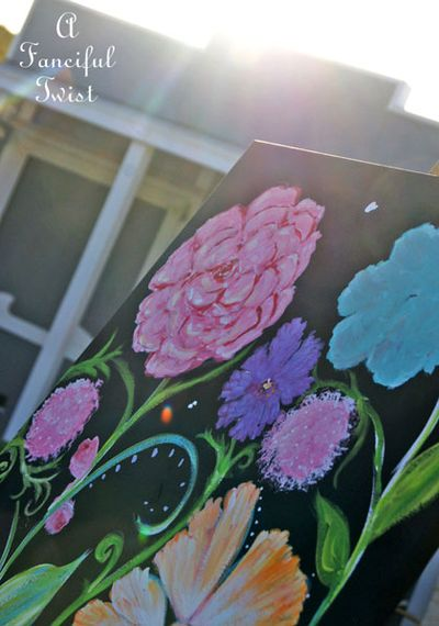 Flower painting 10