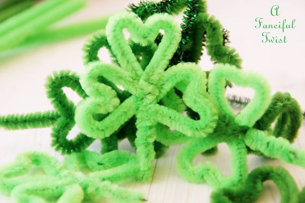 Pipe cleaner rings 32