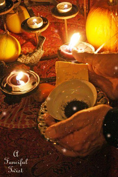 Fortune teller halloween 3