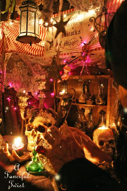 Fortune teller halloween 6