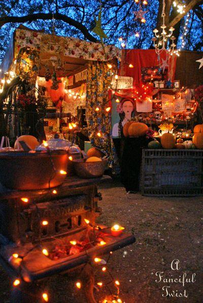 Fortune teller halloween 12