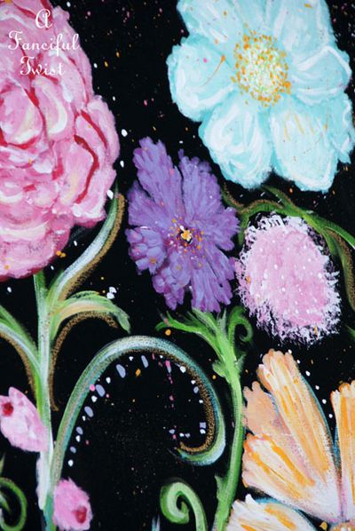 Flower painting 14