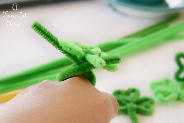 Pipe cleaner rings 31