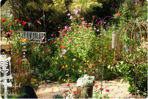 In the garden 26