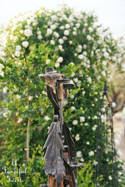 Rose arbor 5