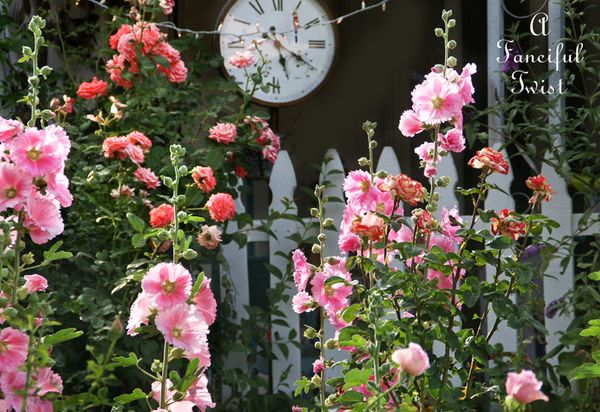 In the garden 18