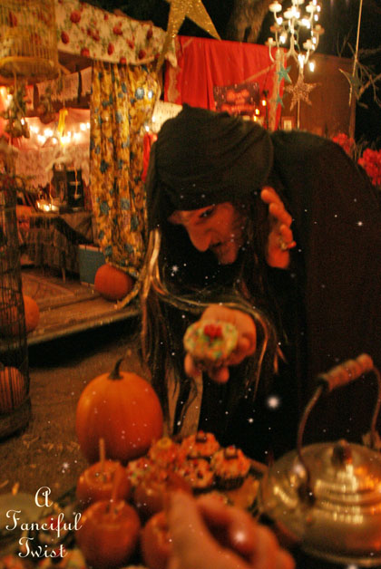 Fortune teller halloween 2
