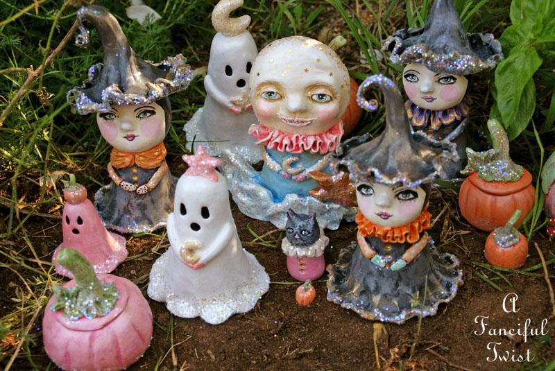 Halloween Littles by Vanessa Valencia 8