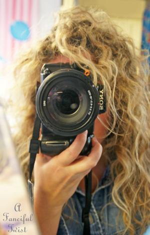 Vanessa valencia crazy curl 2