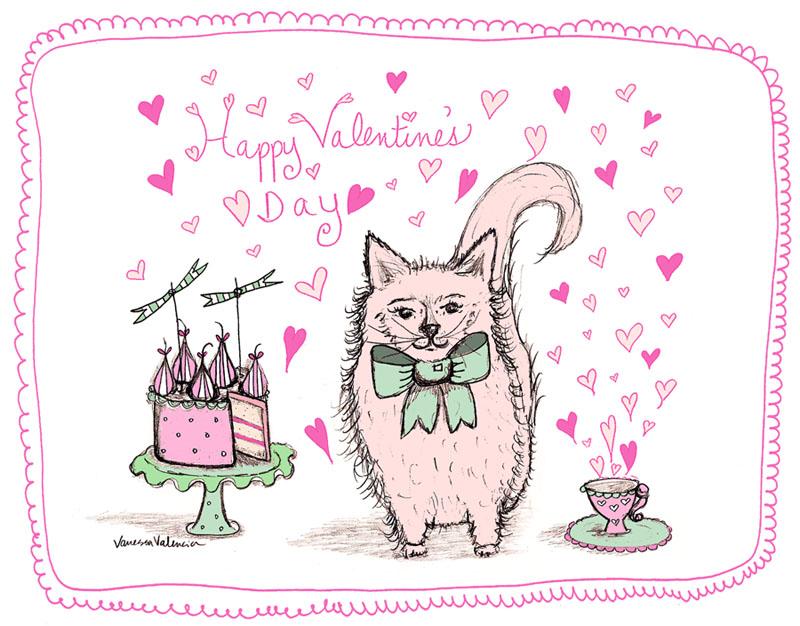 Sweet kitty afancifultwist