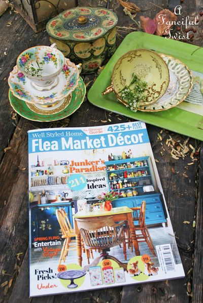 Flea market decor spring 2015 1