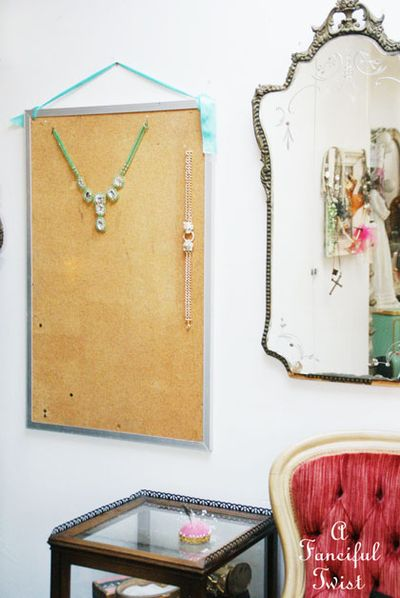 Jewelry pin board 2