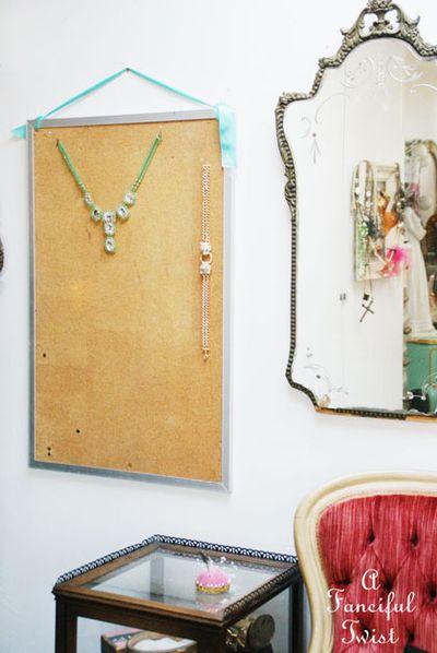Jewelry pin board 2
