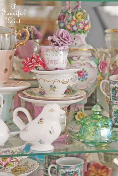 Tea cabinet 2