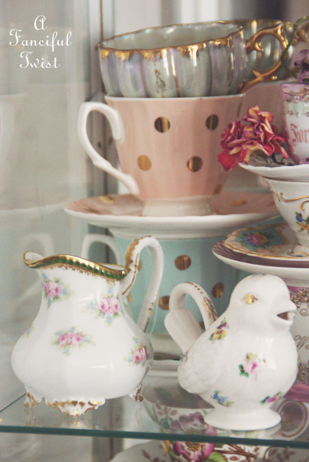 Tea cabinet 6