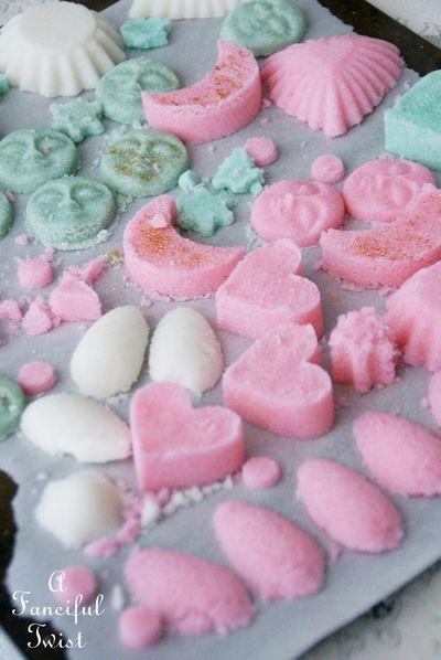 Homemade sugar cubes 14