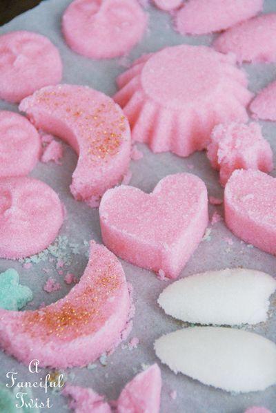 Homemade sugar cubes 15