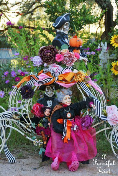 Halloween party 12