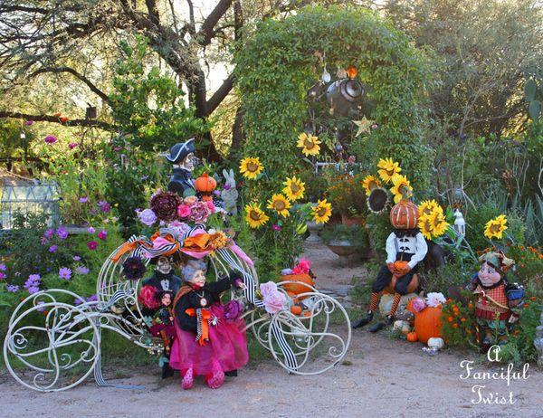 Halloween party 19