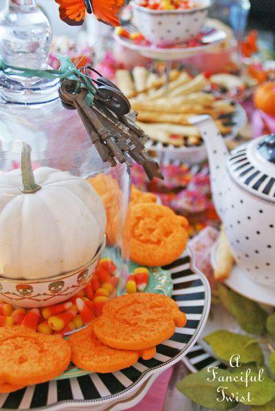 Halloween party 20