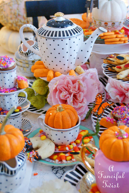 A Fanciful Twist Witches Halloween Party 2015