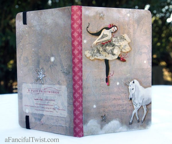 Girl and the unicorn journal 1