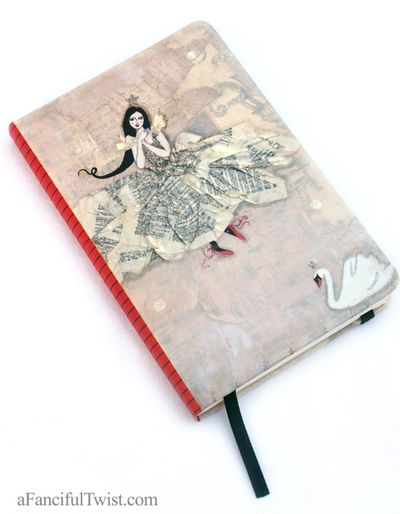 The girl and the swan journal 1