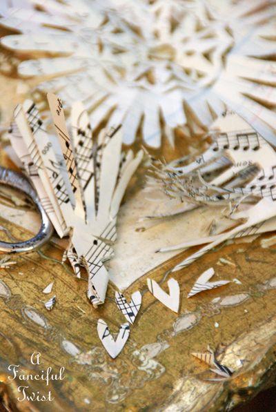 Paper snowflakes 6