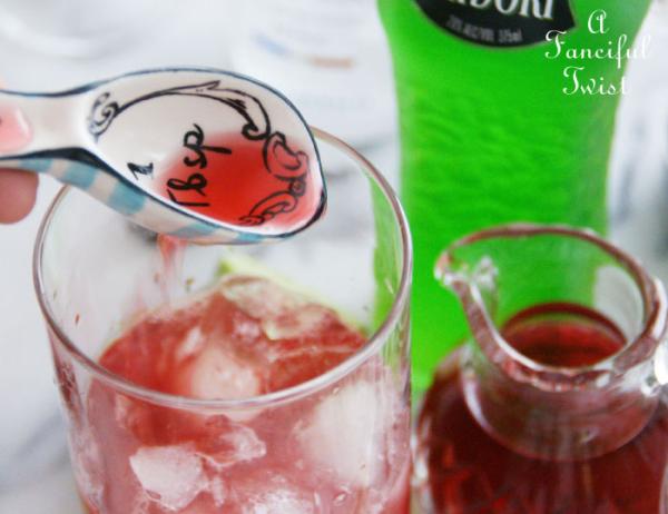 Watermelon cocktail 9