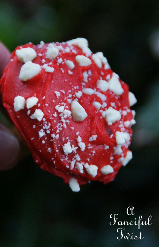 Cookie mushrooms 2