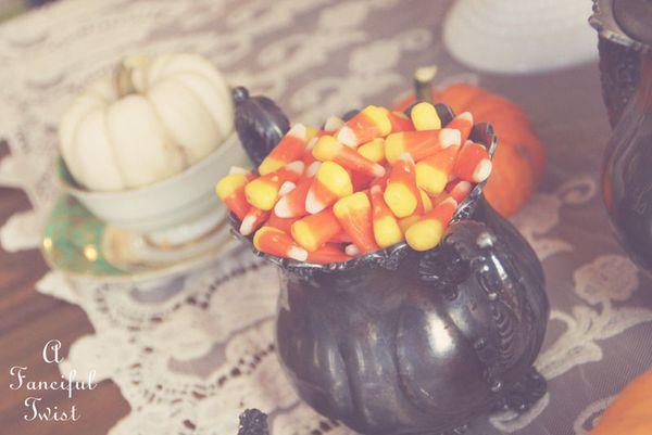 Halloween decorating 9