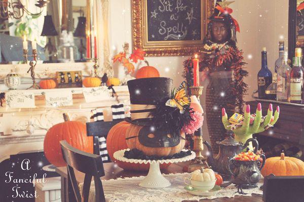 Halloween decorating 19a