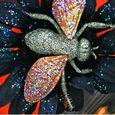 Sparkly bug jewelry