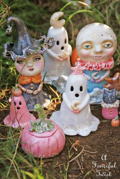 Halloween Littles by Vanessa Valencia 6