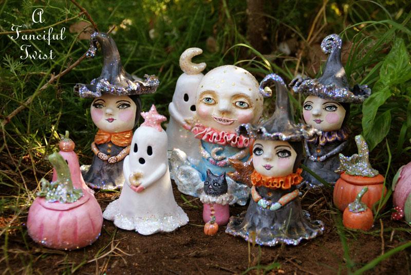 Halloween Littles by Vanessa Valencia 1